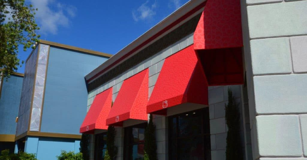 Commercial awnings in orlando