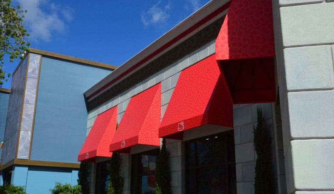 The Process of Creating the Perfect Awning Design for Your Business