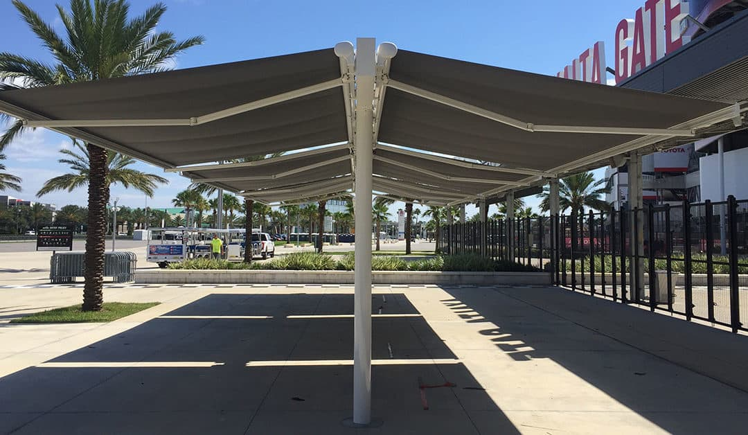 Why Custom Shade Structures Are a Valuable Addition To Your Building Design
