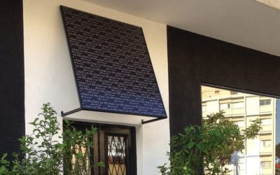 The Difference Between Metal Awnings & Aluminum Ones