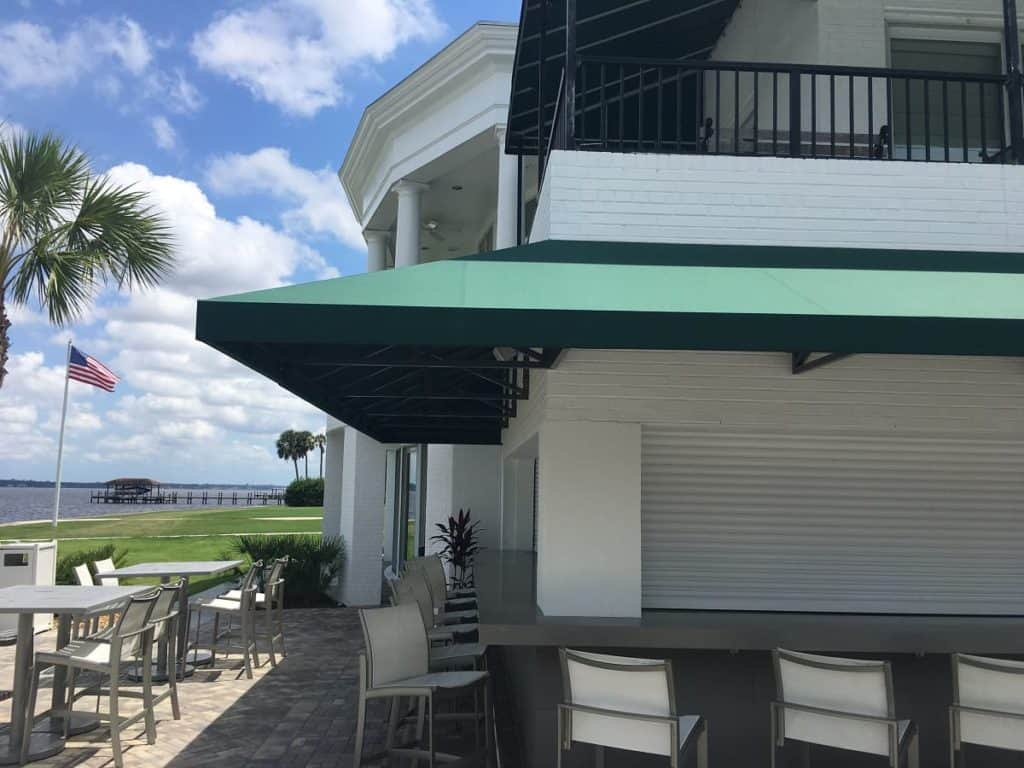 dome awnings near Orlando