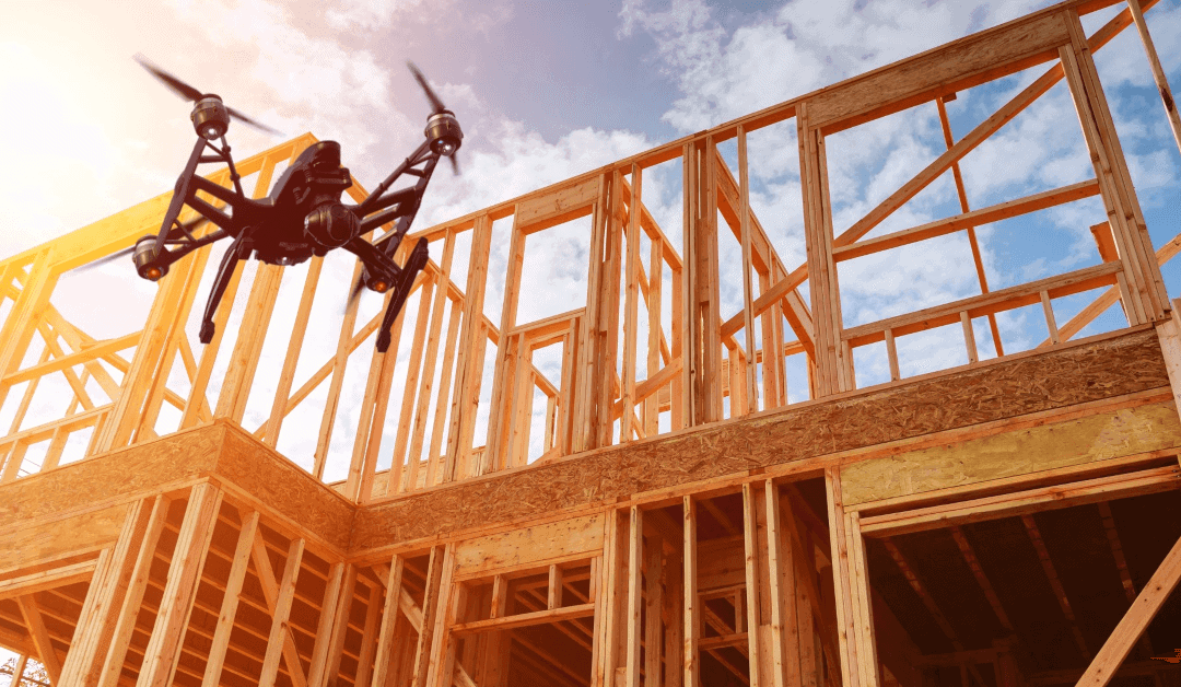 Industry Trend Alert: The Growing Use of Drones in The Construction Industry