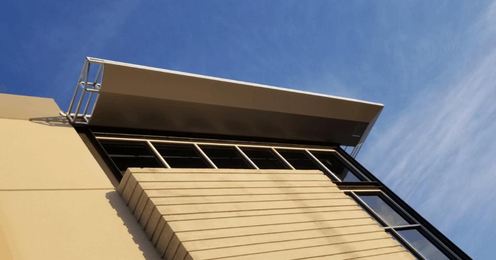 Aluminum composite panel in Orlando